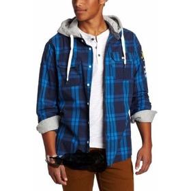 Camisa Ecko Unltd Con Capucha Desde S Hasta Xl, Original.