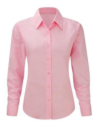 camisa ejecutiva para damas