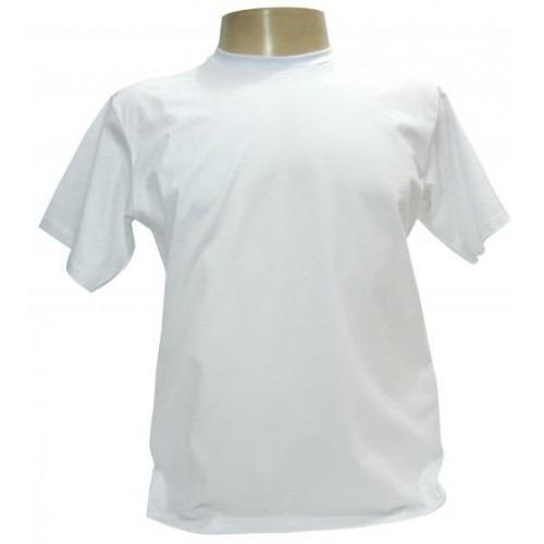 Camisa Em Malha Pv Fria Lisa Promocional Kit Com 60 Unidades - R ... f71322df49a