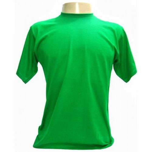 Camisa Em Malha Pv Fria Lisa Unidade Frete Grátis - R  61 3a712488b92