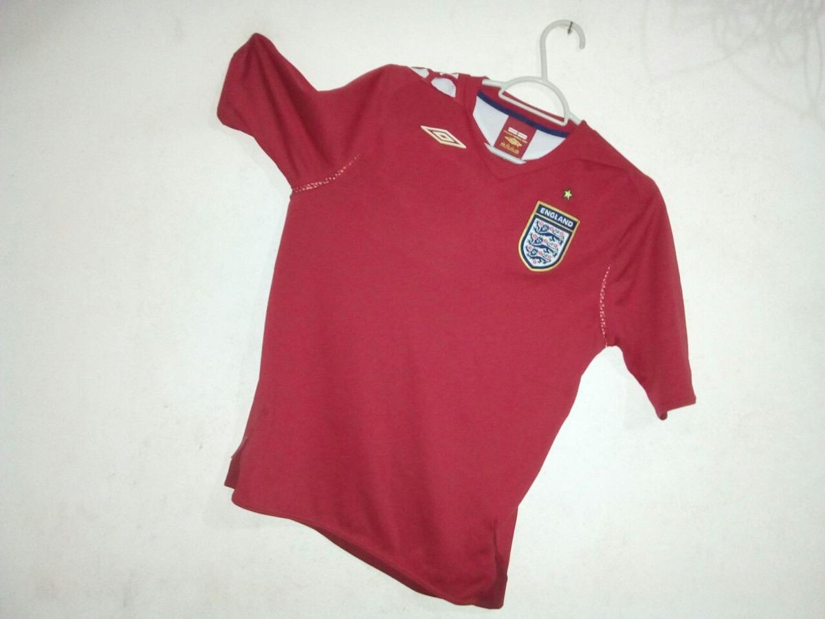 camisa england original umbro tam p. Carregando zoom. c79c072d7aa70