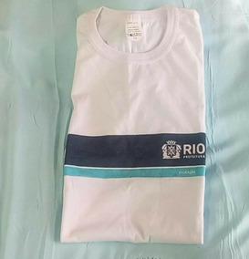 eecf6b81c7aa9e Camisa Escola Escolar Municipal Estadual Rio De Janeiro Rj