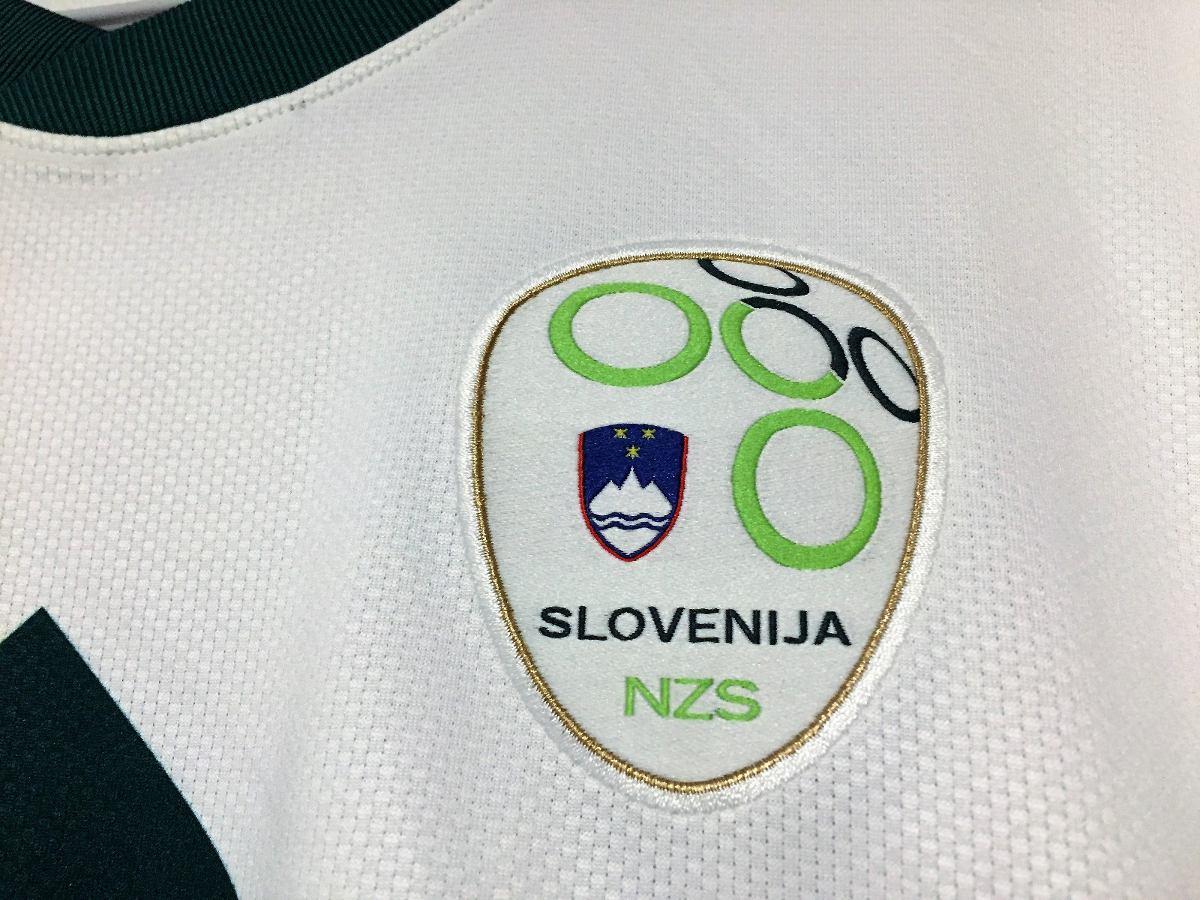 09af45b099d30 camisa eslovenia novakovic  11 completa rara. Carregando zoom.