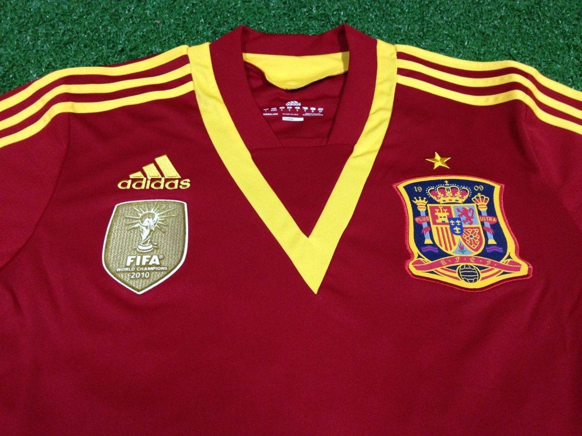 c230bb8e63 camisa espanha adidas euro 2012 polonia ucrania. Carregando zoom.