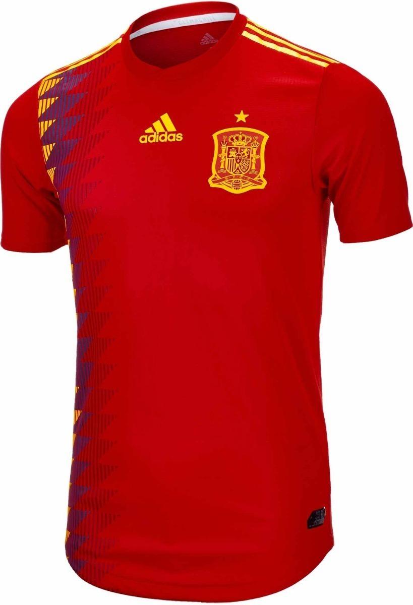 Camisa Da Espanha Seleção Nova Time Lançamento Copa Europa - R  89 ... c2060899cd630