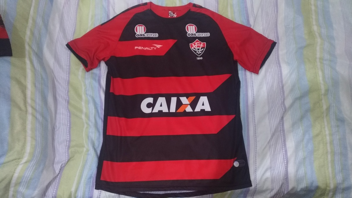 17b06ce853 Camisa Esporte Clube Vitória    Melhor Time Do Nordeste    - R  79 ...