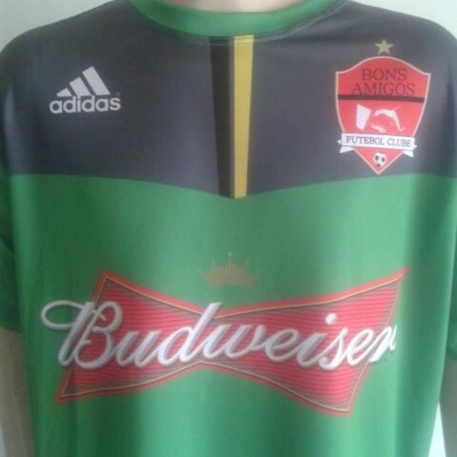 Camisa Esportiva Personalizada -futebol   42 30e87dfd5e693