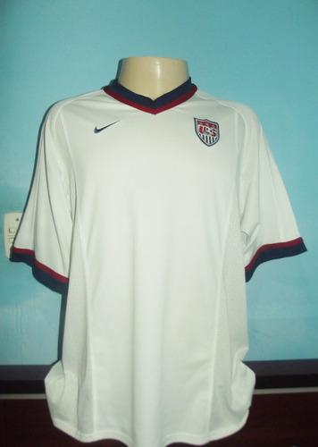 camisa estados unidos eua nike temporada 2000