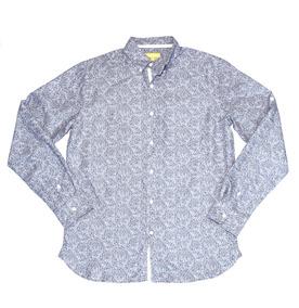 Camisa Color Jean Para De Vernier Gris Camisas Vestir f7gyvbY6