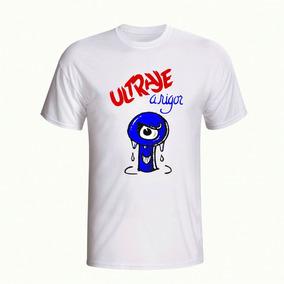 2d1095a188 Camisa Da Banda Ultraje A Rigor no Mercado Livre Brasil