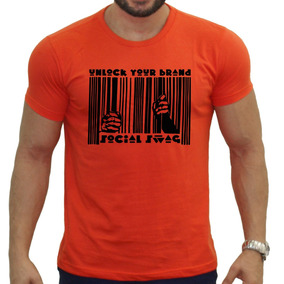 5f29d3025c Camisas Social Gola Padre - Camisas Masculinas Laranja com o ...