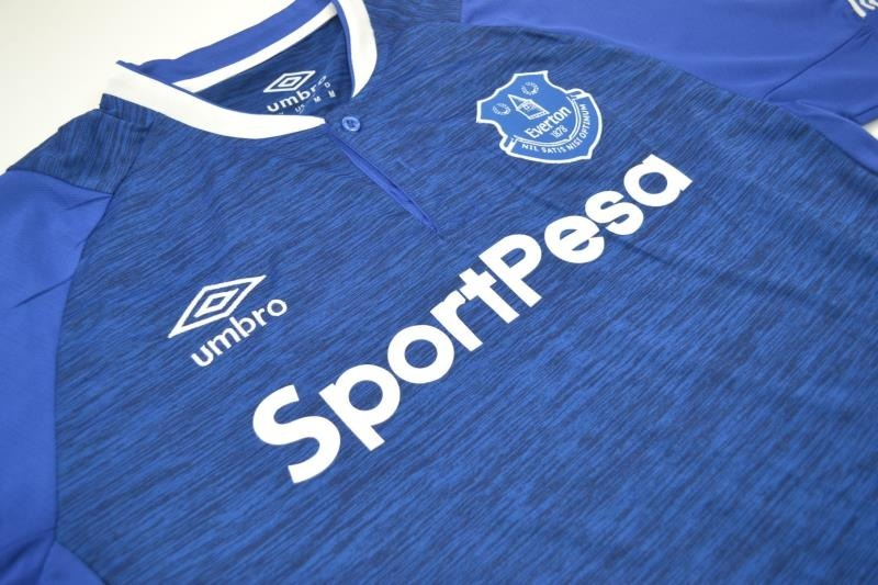 camisa everton home e away 2018-19 richarlison 30 sigurdsson. Carregando  zoom. abcf78150695f