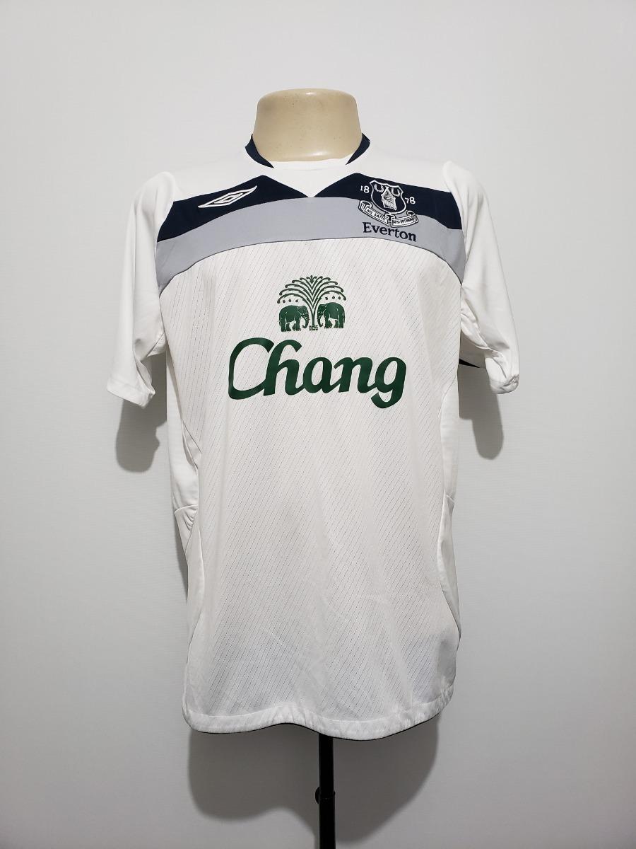 a96894b88f camisa everton inglaterra 2008 away umbro oficial futebol. Carregando zoom.