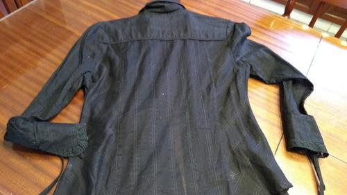 camisa exiba en dos combinaciones t m/xl