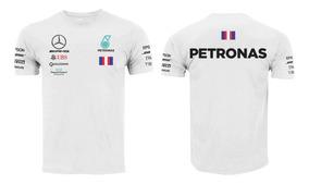ba856ec6c4 Camisa Formula 1 Equipe Mercedes no Mercado Livre Brasil