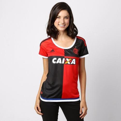 Camisa Feminina adidas Flamengo 450 S nº De 219 2aa5548a9b169