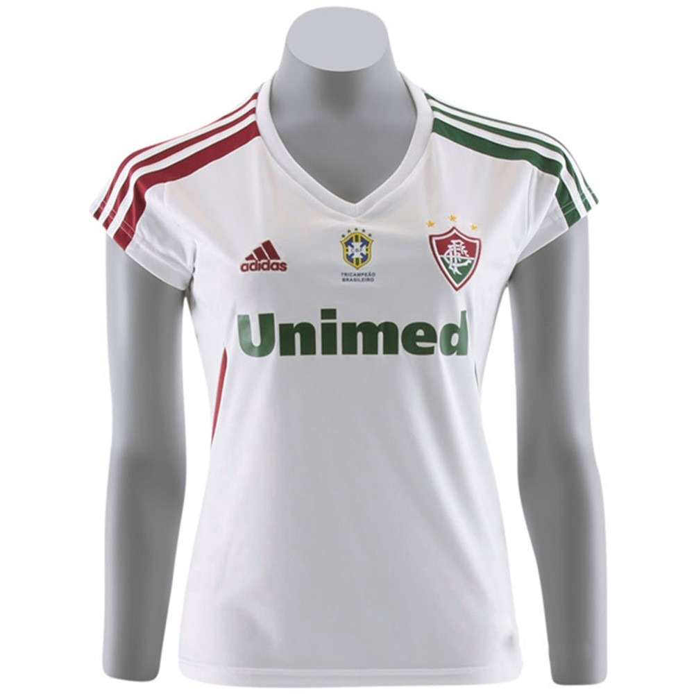 47dfc40ec6 Camisa Feminina adidas Fluminense 2 - 2011 De 199
