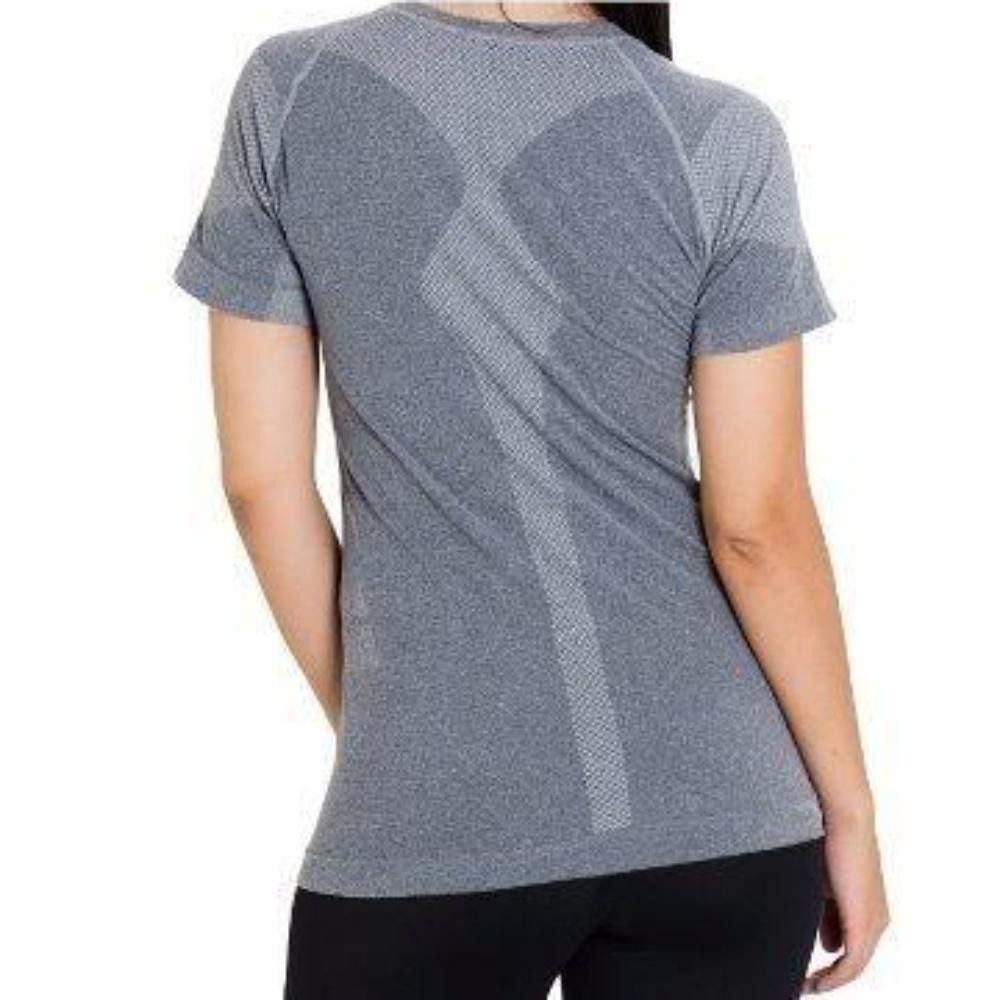 camisa feminina asics compressao seanless wub2454-96. Carregando zoom. 2a80f6eb1c886