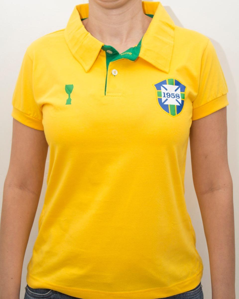 92c5e711bb camisa feminina baby look brasil. Carregando zoom.