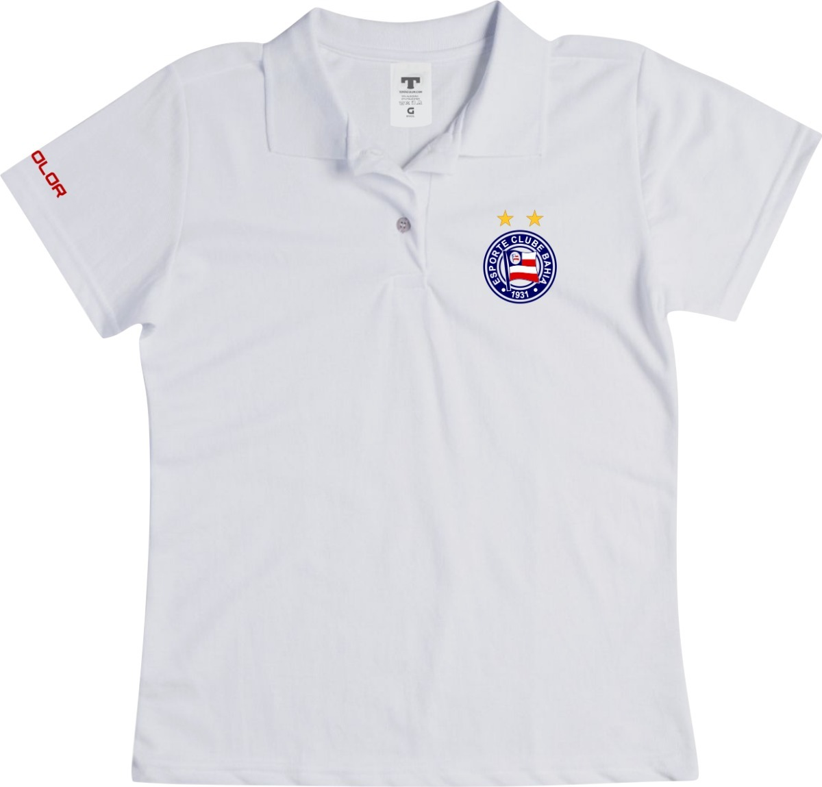 Camisa Feminina Personalizada Do Bahia - R  69 2dbaa17d23afa
