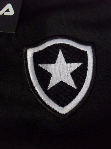 787815c480050 Camisa Feminina Botafogo Fila Uniforme 1 E 2 Listrada preta - R  44 ...