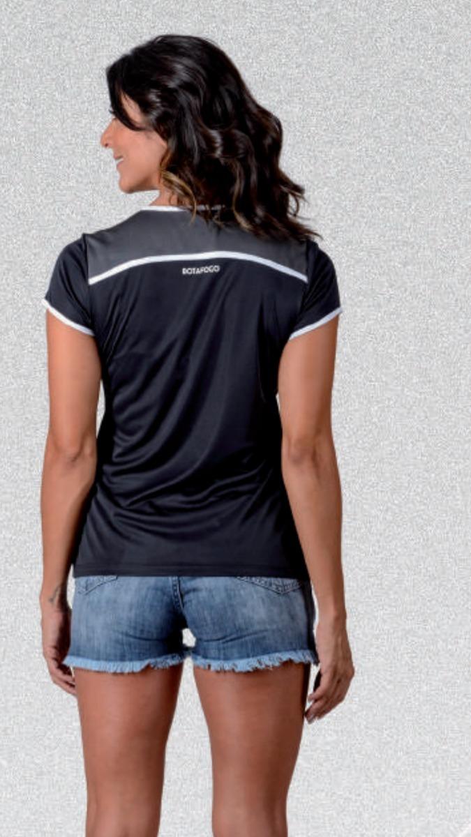 Camisa Feminina Botafogo Up Oficial - R  75 66931c7eba9a5