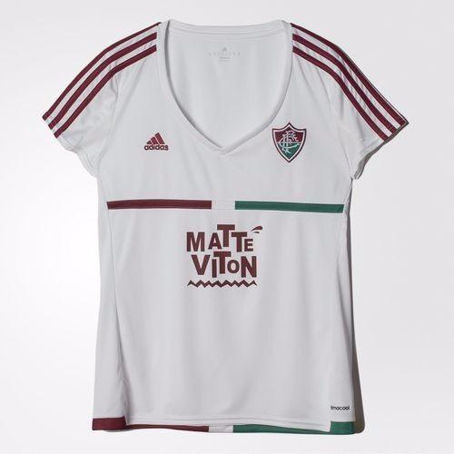 Camisa Feminina Fluminense 2015 S nº (original) Frete Grátis - R ... 5c6229af8f2c5