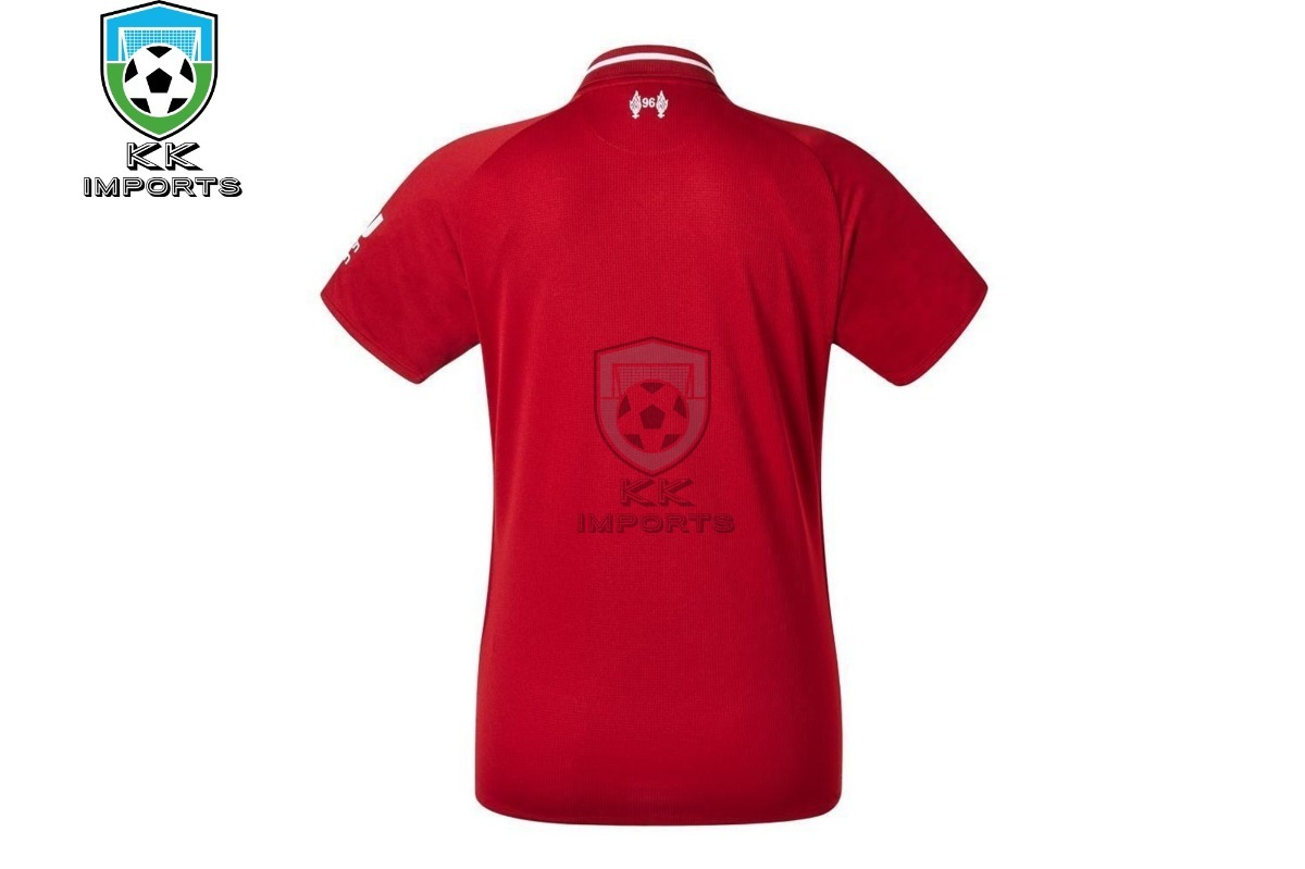fc8163a09 Camisa Feminina Liverpool 2018 2019 Uniforme 1 - R  170