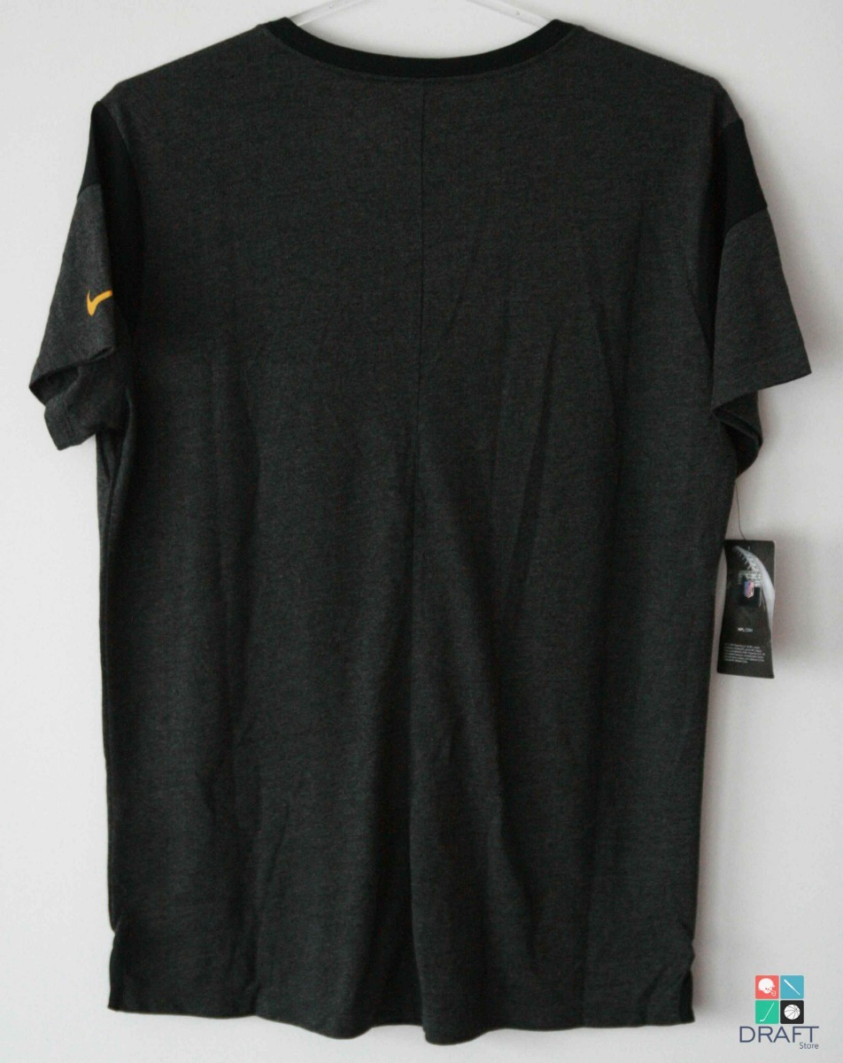 f8e8275db camisa feminina nfl nike pittsburgh steelers draft store. Carregando zoom.