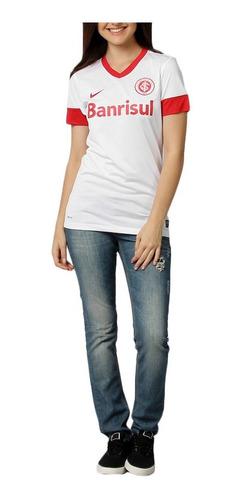 camisa feminina nike internacional original+ nf de199,90 por
