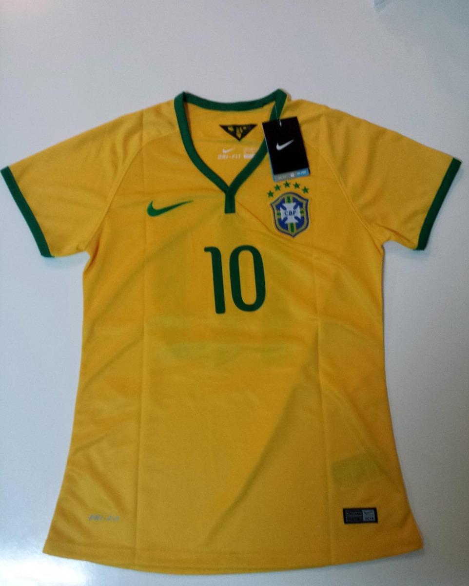 7a8136f69114a camisa feminina seleção brasileira baby look copa 2014. Carregando zoom.