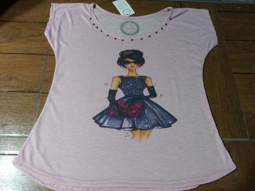 camisa feminina - t-shirt