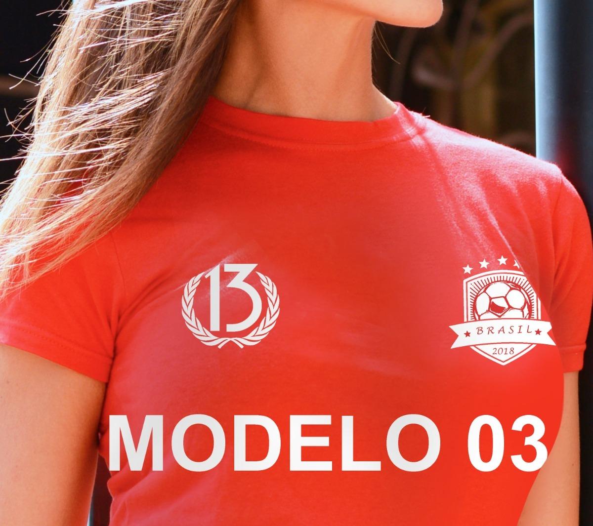 camisa feminina vermelha brasil comunista   esquerda   13. Carregando zoom. 47e78ed4a2fa0