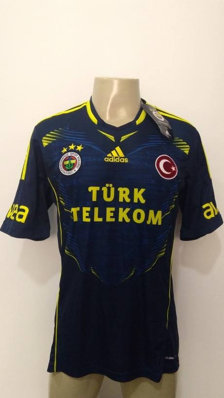 camisa fenerbahçe adidas turk telecom m. Carregando zoom. 41fea820d62eb