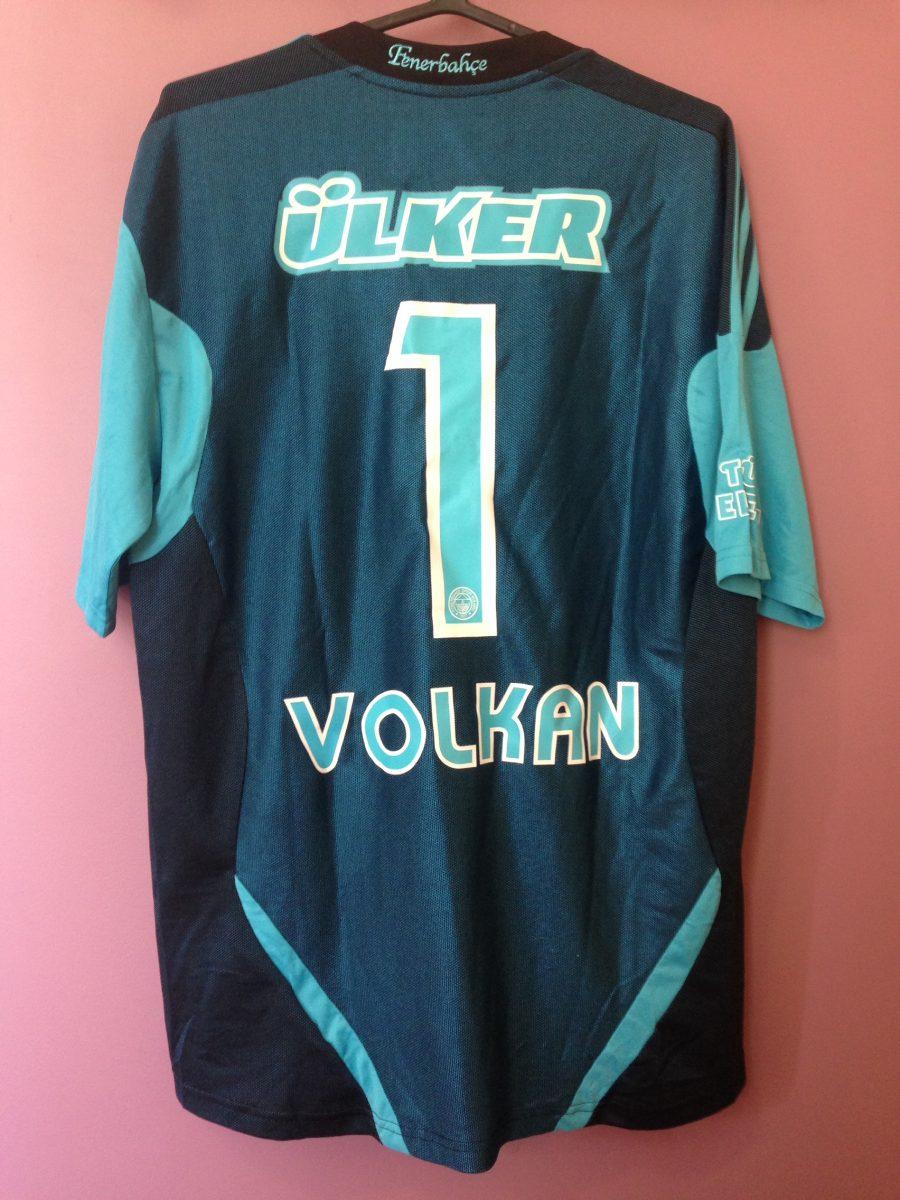 a521de27d Camisa Fenerbahce N°1 Volkan - R  270
