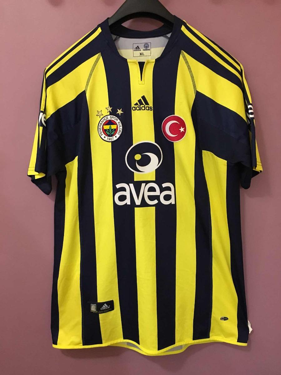 9c413ea62 Camisa Fenerbahce N°2 F. Luciano - R  280