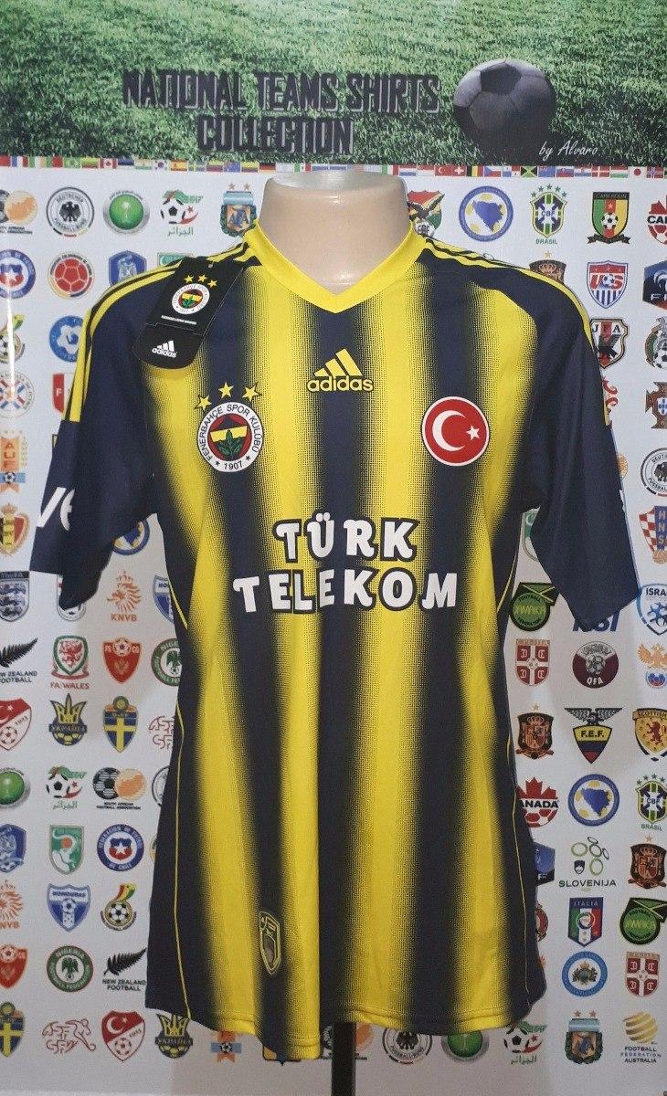 camisa fenerbahce turquia 2013 home adidas tam m nova. Carregando zoom. aa286f152e98d