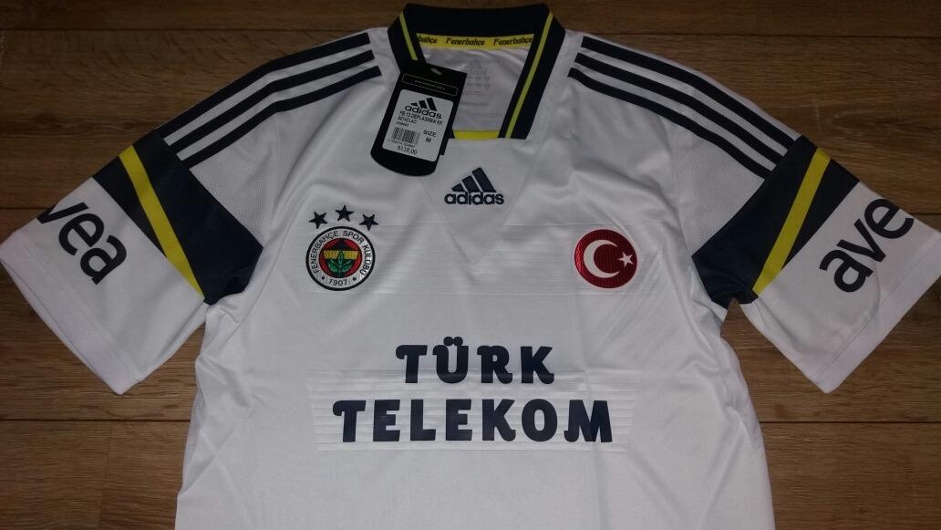 camisa fenerbahce turquia. Carregando zoom. 25aba4657d999