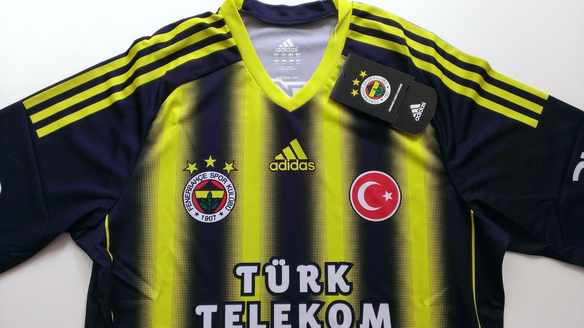 camisa fenerbahce turquia adidas - 100% oficial. Carregando zoom. 96d3096406c1a