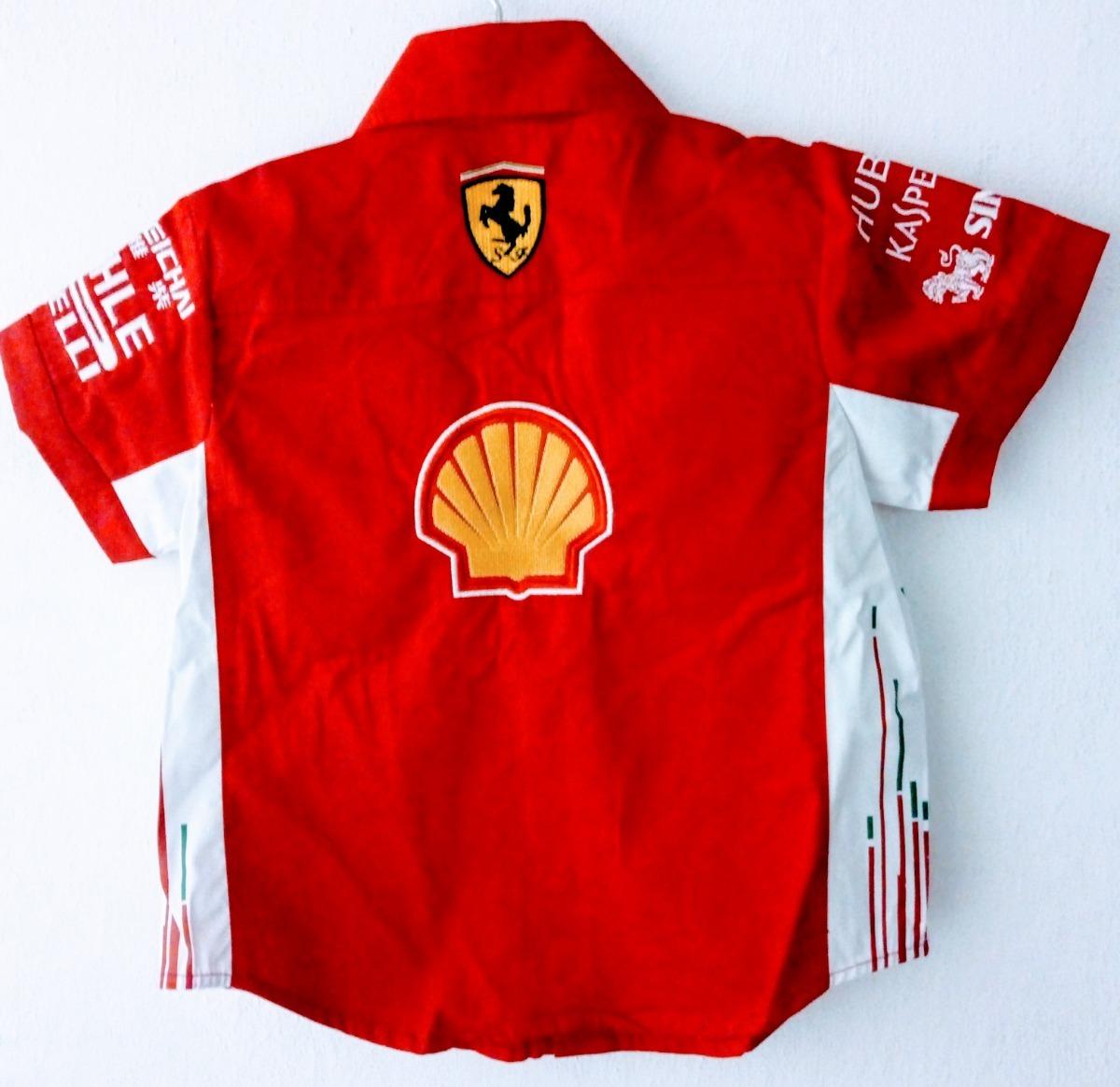 camisa ferrari f1 formula1 rally pirelli caballero 2019. Cargando zoom. c1b546c04b7