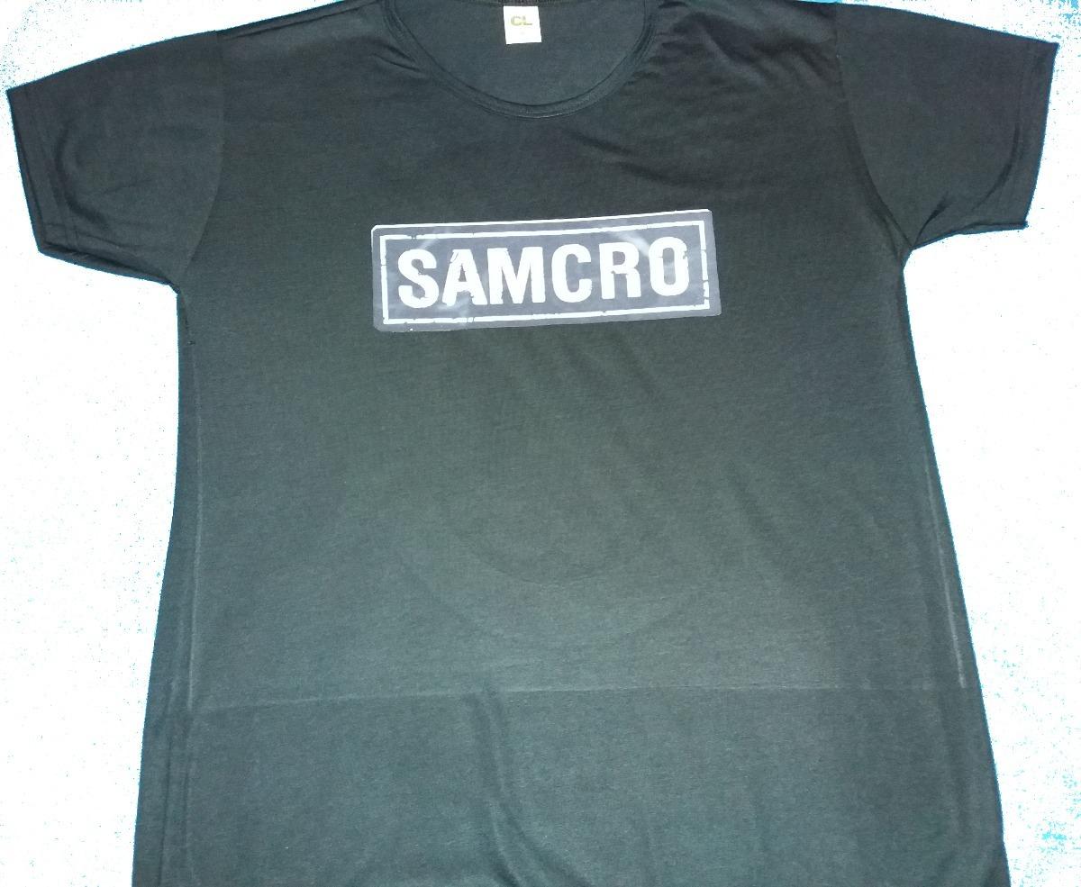 8a6d5e8fe4c9a Camisa Filhos Da Anarquia - Sons Of Anarchy - R$ 40,00 em Mercado Livre