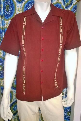 camisa filipina guayabera manta fina 4xl,5xl,6xl