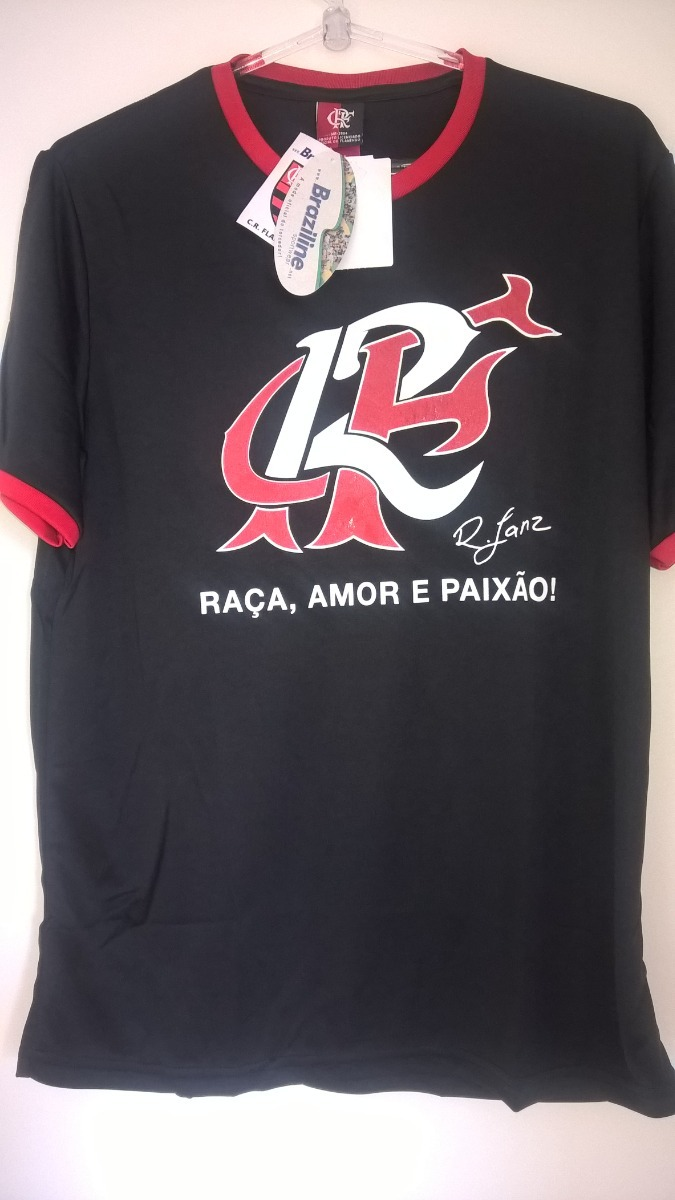 camisa flamengo 12 preta 2007 raça   amor   paixão raridade. Carregando  zoom. b7bb24d2fef06