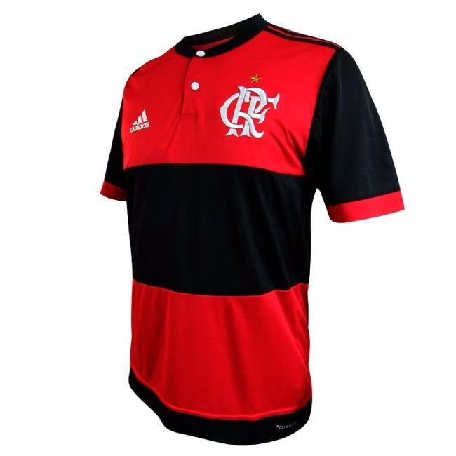 0c6e01e7d5 Camisa Flamengo 17 18 - Sports Mc - R  129