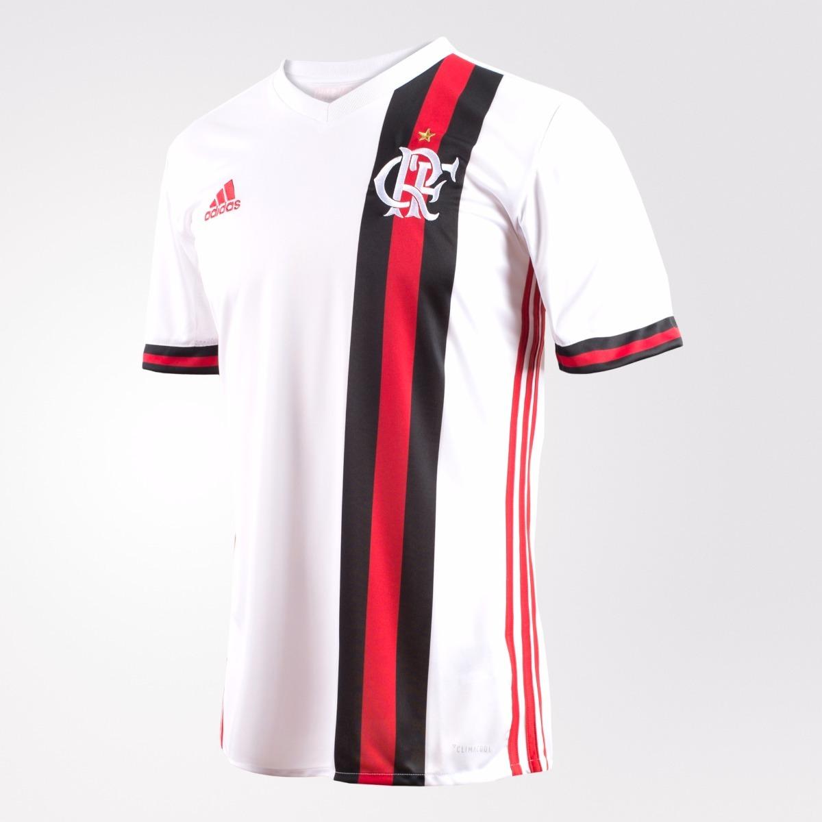 Camisa Flamengo 2ª Camisa 17 18 - Sports Mc - R  139 a12091dc58bd3