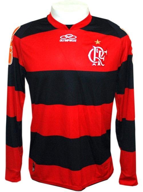 Camisa Flamengo 2012 Olympikus Listrada M. Longa Original - R  199 ... 4a98ee2f9f3f6