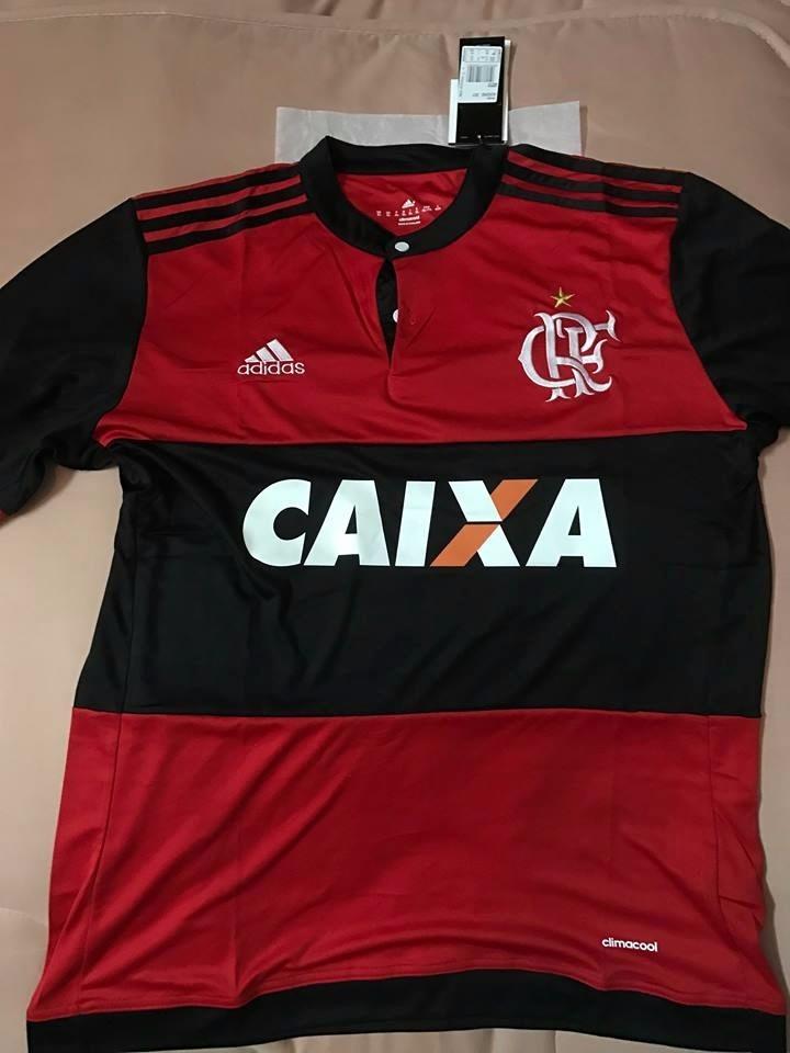 a8b462a192f88 Camisa Flamengo 2017 2018 - adidas Frete Grátis - R$ 159,90 em ...