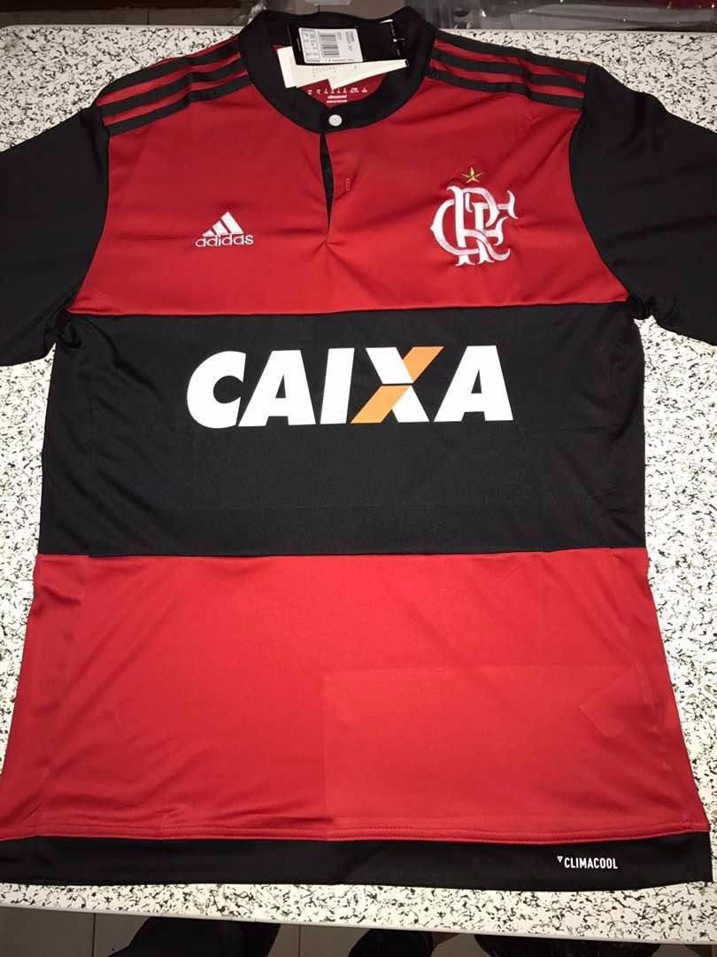 2de726796e camisa flamengo 2017 2018 - frete grátis. Carregando zoom.
