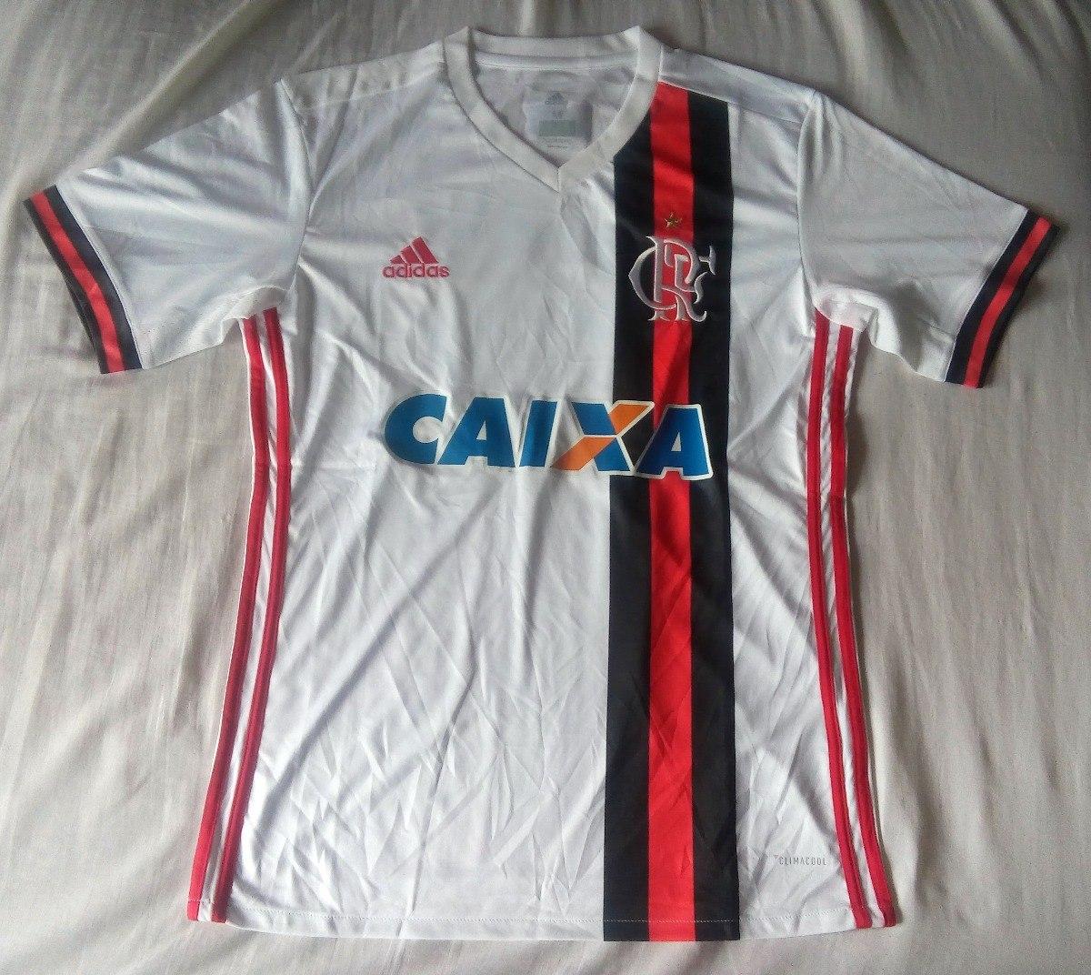 4cb709f0ca0e6 Camisa Flamengo 2017 18 Original Torcedor Importada - R  145