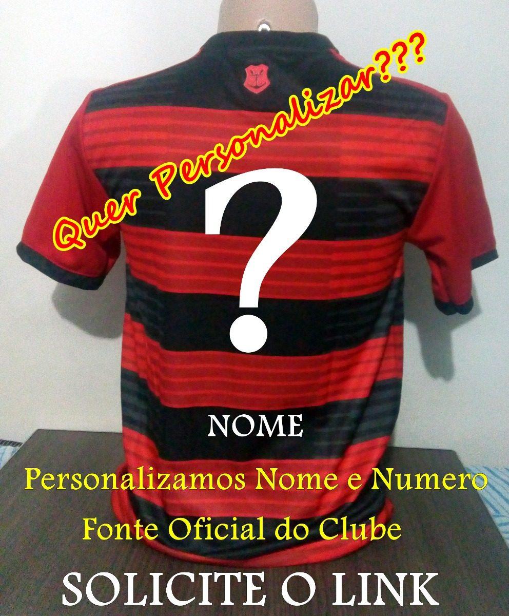 Camisa Flamengo 2018  2019 Supporter Torcedor Envio Imediato - R  74 ... e78190ebabb1e